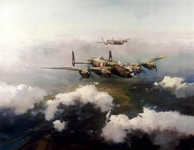 Lancaster by Robert Taylor