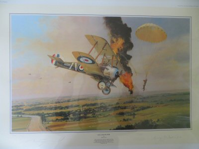 Balloon Buster by Robert Taylor