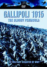 Scorched Earth - Gallipoli 1915