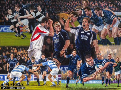 Pride of Scotland by David Pentland.