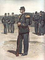 Infanterie de Marine by Edouard Detaille (P)