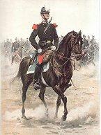 Eleve de lEcole Speciale Militarie de Saint-Gyr Cavalerie by Edouard Detaille (P)