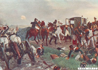 Evening of Waterloo by Ernest Crofts. (PC)