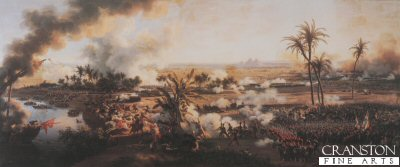 Battle of the Pyramids, 21st July 1798