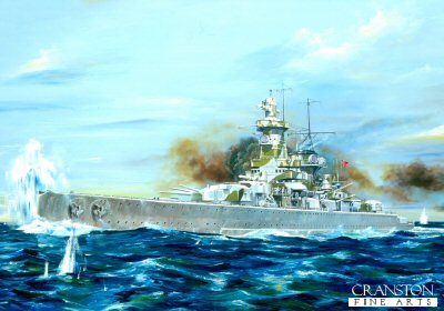 The Battle of the River Plate by Randall Wilson. (PC)