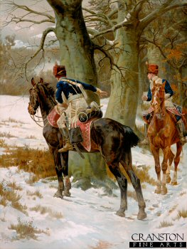 Scouts by William Barnes Wollen.