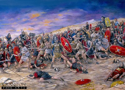 Spartacus. The Slaves Revolt - 71 BC by Brian Palmer. (PC)