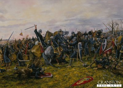 Battle of Hastings by Brian Palmer. (PC)