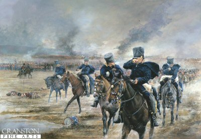The Worst Scrape - Retreat from Burgos October/November 1812 by Chris Collingwood.