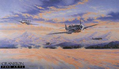 Caucasus Dawn by Graeme Lothian.