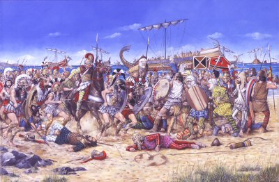 Battle of Marathon by Brian Palmer.
