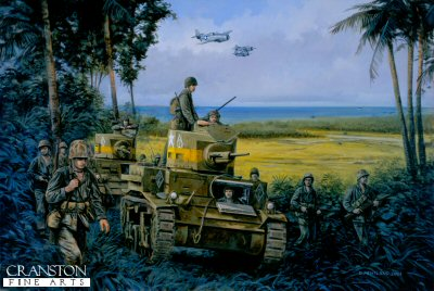Guadalcanal by David Pentland. (AP)