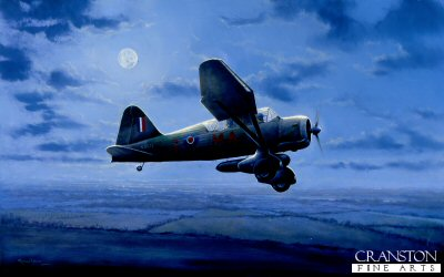 Lysander Pick Up by Graeme Lothian.