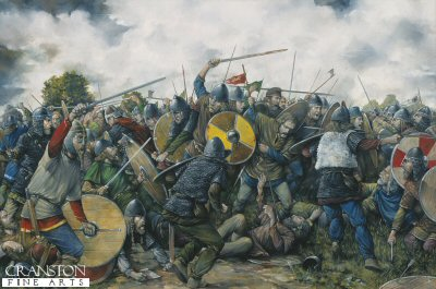Battle of Stamford Bridge by Brian Palmer.