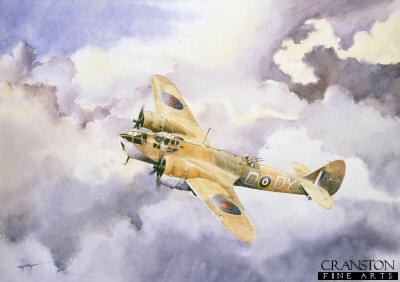 Bristol Blenheim by Tim Fisher.