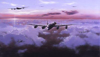 Lancaster VC by Graeme Lothian.