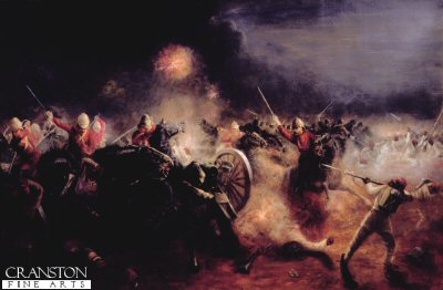 Battle of Kassassin, 28th August 1882