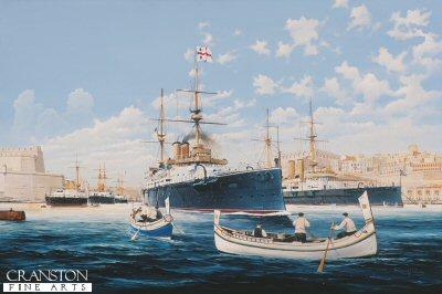 Majestic Malta by Randall Wilson (GL)