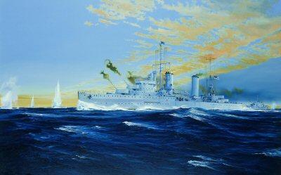 HMAS Sydney By Randall Wilson (GL)