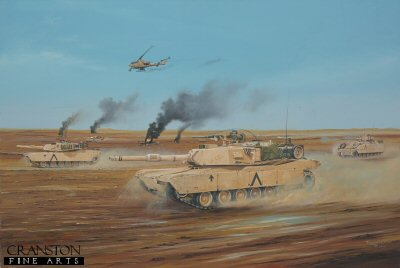 Battle of Eastings by Randall Wilson.