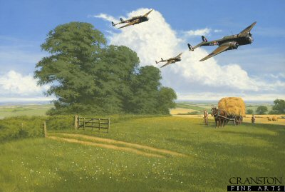Hampden  Roar, tribute to the men of the Handley Page Hampdens by Graeme Lothian.