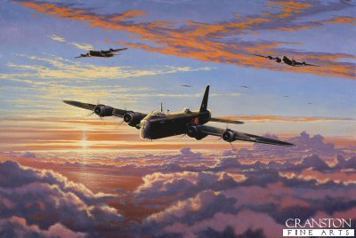 Tribute to the Crews of the Stirling by Graeme Lothian.
