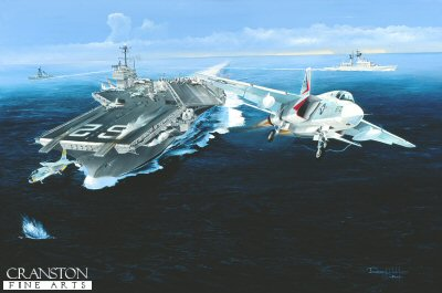 USS Independence by Randall Wilson.