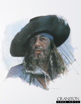 Captain Morgan by Chris Collingwood