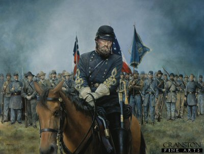 Thomas Jonathan (Stonewall) Jackson by Chris Collingwood.