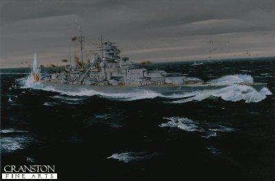 Bismarck by Randall Wilson.