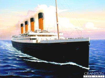 RMS Titanic  by Ivan Berryman.