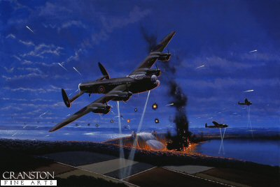The Dambusters by Graeme Lothian. (GS)