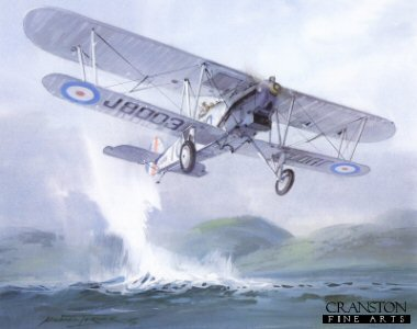 Hawker Horsley by Michael Turner.