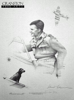 Wing Commander Johnnie Johnson DSO**, DFC* by Graeme Lothian.