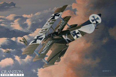 Ltn Fritz Kempf by Ivan Berryman. (GS)