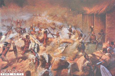 Night of the Zulu by Bud Bradshaw. (AP)