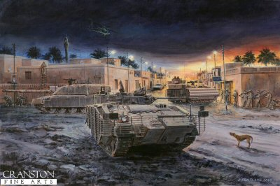 A Hot Night in Basra by David Pentland.