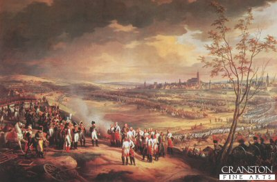 Surrender of Ulm by Charles Thevenin.