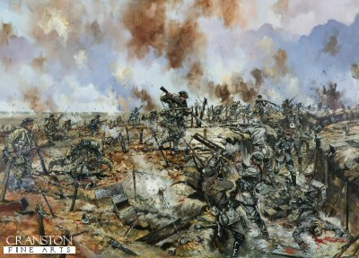 The Battle of the Somme - At the German Trenches by Jason Askew. (PC0