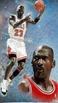 Jordan by Darren Baker.