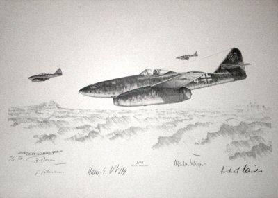 JV44 - Kette of Swallows by Graeme Lothian.
