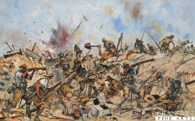 Gallipoli - Courtneys Trench by Jason Askew.