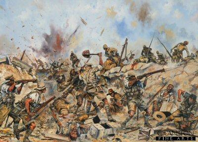 Gallipoli - Courtneys Trench by Jason Askew. (PC)