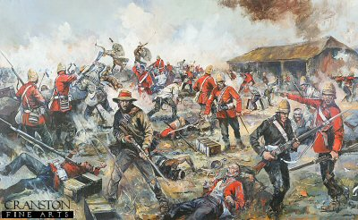 Rorkes Drift by Jason Askew.