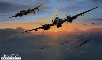 Dawn Strike by Richard Taylor.