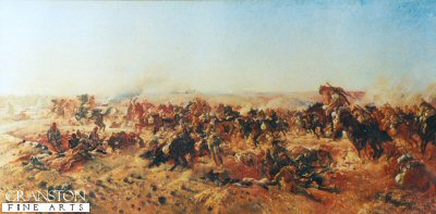 The Last Great Cavalry Charge by Lambert.