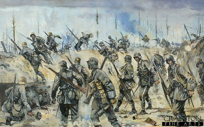 The Ludendorff Offensive, Spring 1918 by Jason Askew. (P)
