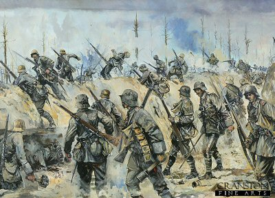 The Ludendorff Offensive, Spring 1918 by Jason Askew. (PC)