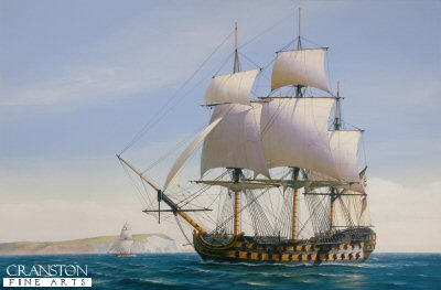 Agamemnon off the Needles by Ivan Berryman.