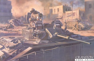 Pte Michelle Norris MC by Stuart Brown.